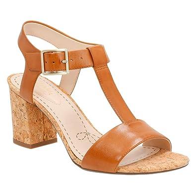 Clarks Smart Deva Sandals Color: Brown