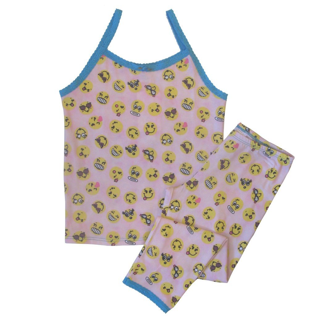 Esme Girls Camisole and Legging Pajama Set