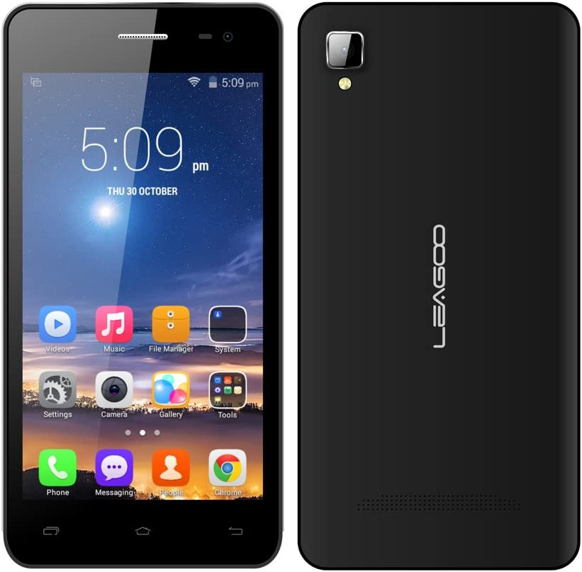 Vktech LEAGOO Lead 6-Smartphone Libre Andriod (Pantalla 4.5 ...