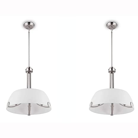 3 light glass pendant ribbed glass ceiling philips maurice hanging ceiling suspension light glass pendant fixture grey 2 pack
