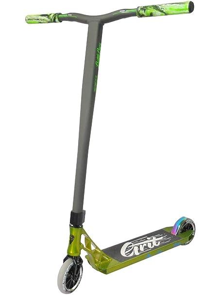 Grit Invader Complete Pro Stunt Scooter - Negro / Oro Láser ...