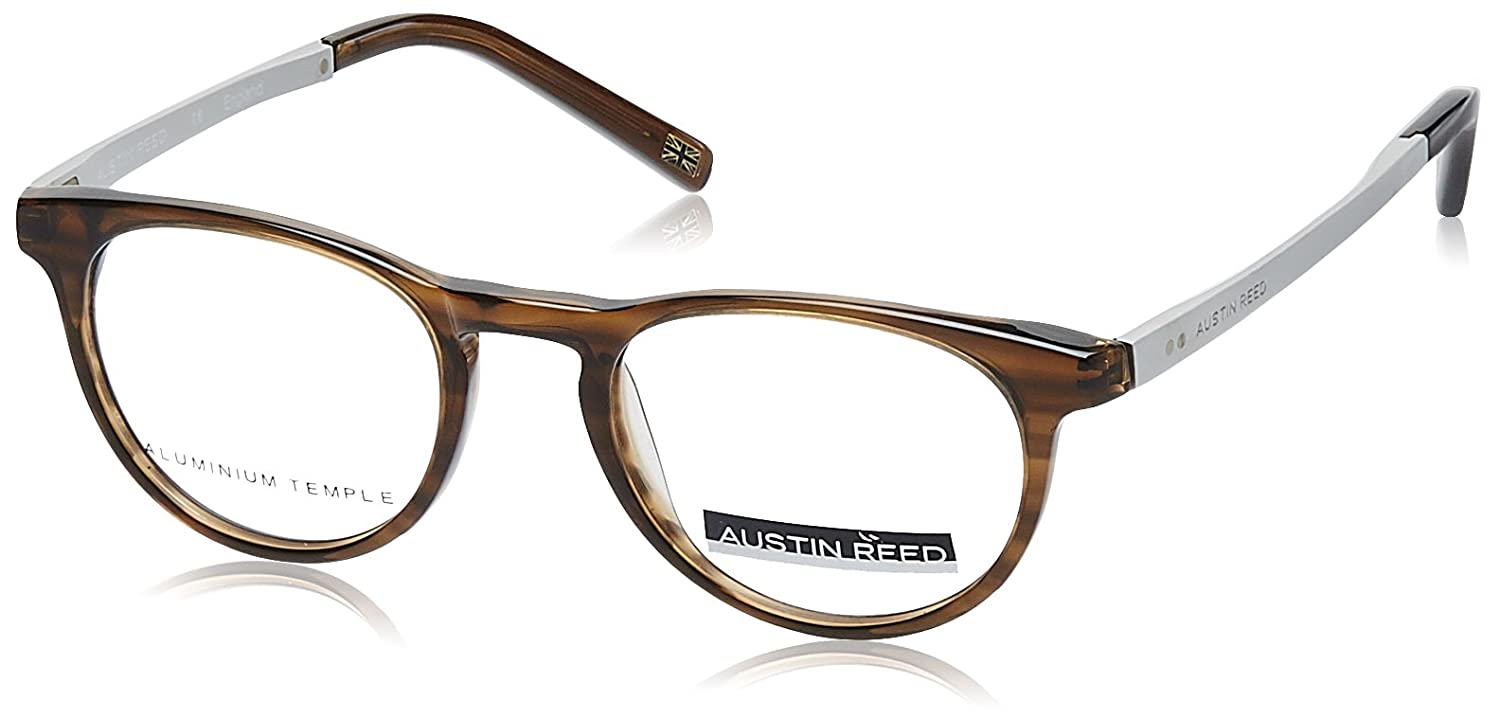 Buy Austin Reed Full Rim Eyewear Frame Brown Ar T10 103 53 At Amazon In