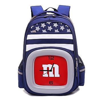 f27b787e76e1 Amazon.com | Kids Women Backpack Primary Orthopedic Schoolbag ...