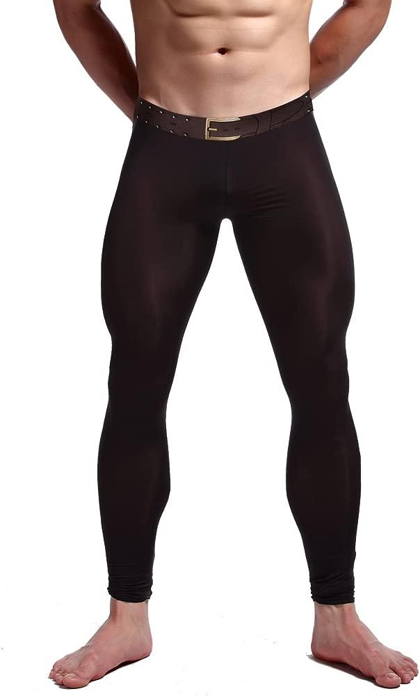 Amazon.com: k-men ropa interior de seda de hielo para hombre ...