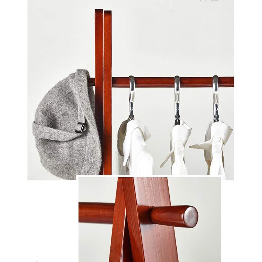 Amazon.com: Perchero multifuncional vertical de madera ...
