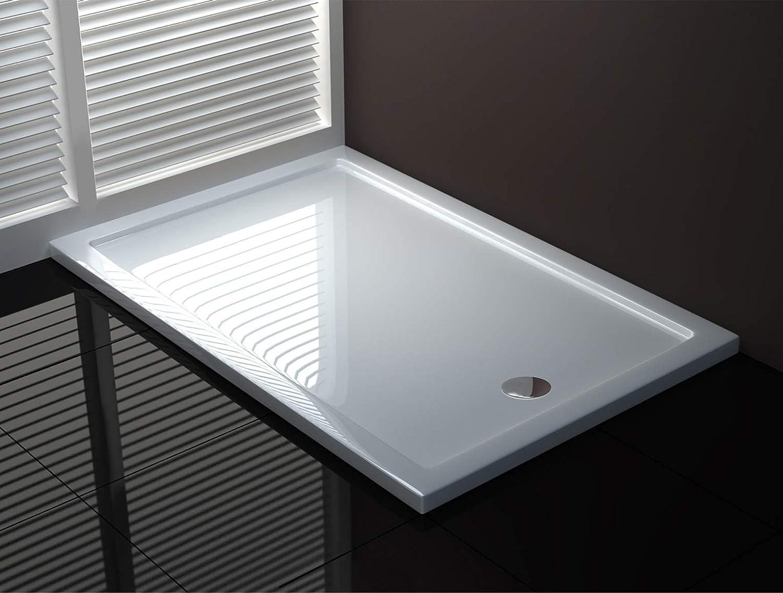 plato de ducha gotas de acrílico reforzado binaco modelo UltraFlat ...