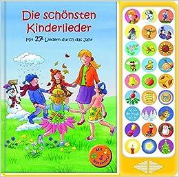 Meine 80 schönsten Kinderlieder: Mit Noten und Gitarrengriffen (German Edition)