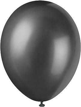 Unique Party- Globos Perlados de Látex para Fiestas, 50 Unidades ...