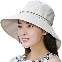 nikgic Mujer Protección Solar Sombrero Anti–UV sombrero