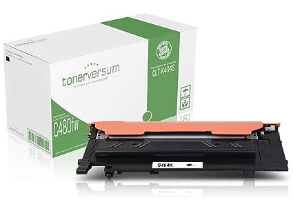 Toner versum Toner Compatible para Samsung Xpress c480fw Impresora ...