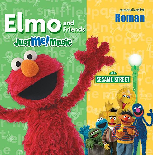 Sing Along With Elmo and Friends: Roman