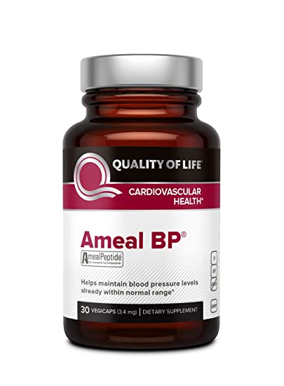 Amazon.com: Quality of Life - Ameal BP® - 30 Capsules: Health & Personal Care