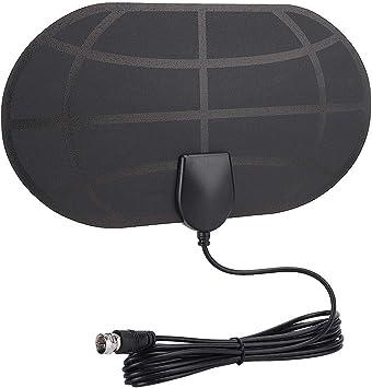 DVB-T2 Mini Antena de Televisión Digital,Alta Definición ...