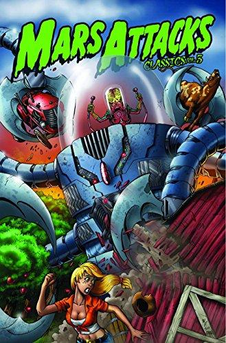Mars Attacks Classics Volume 3 (Mars Attacks Classics Tp)