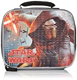 Disney Star Wars S7COR02ZA Rectangular Lunch Bag, Gray