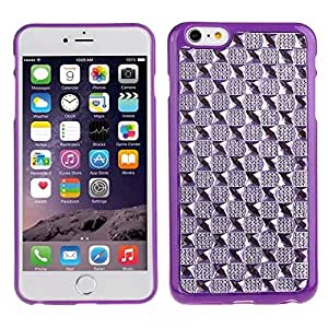6S 4.7,6S,iPhone 6S Case,iPhone 6S Case,Case for iPhone 6S,iPhone 6S Case Cover,Linycase Beautiful Pattern TPU Bling Back Design Case for iPhone 6S 4.7 inch-3J