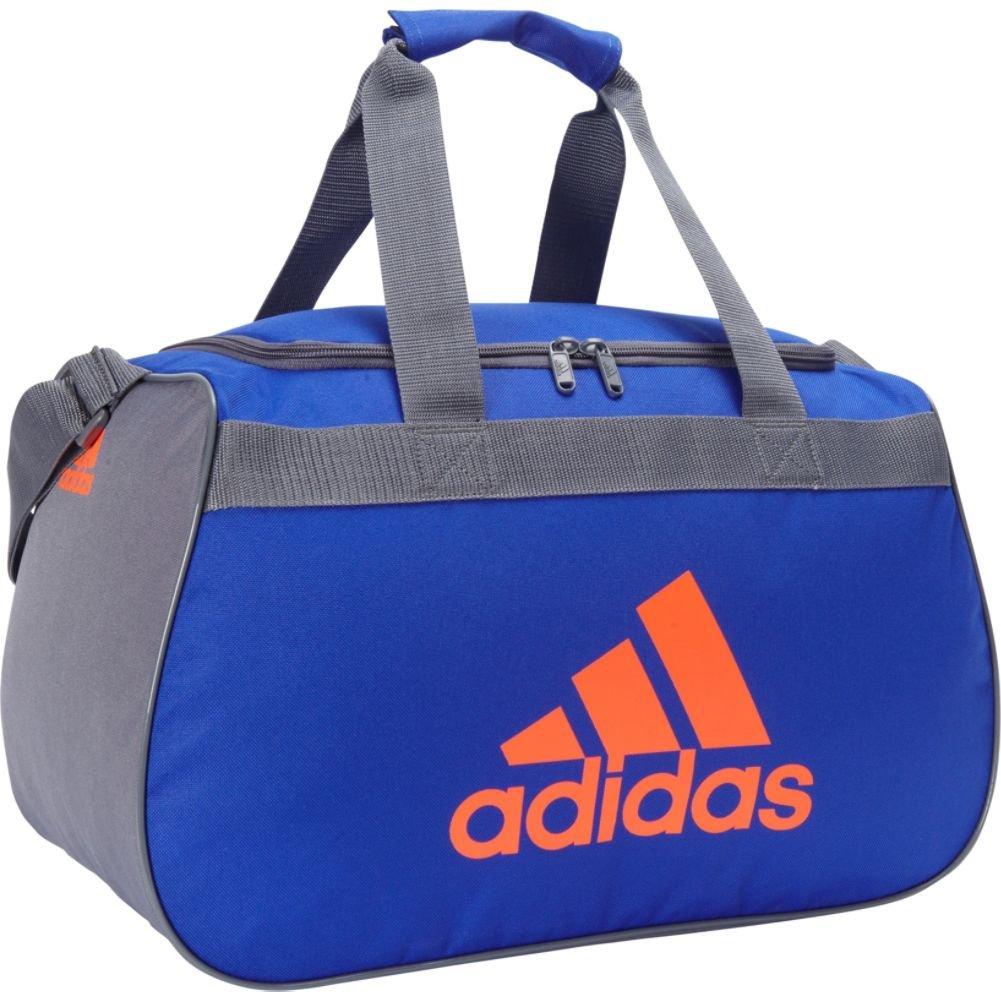 アディダスDiablo Small Duffel Limited Edition colors- Exclusive B01M9IRCCF Bold Blue / Onix / Solar Red Bold Blue / Onix / Solar Red