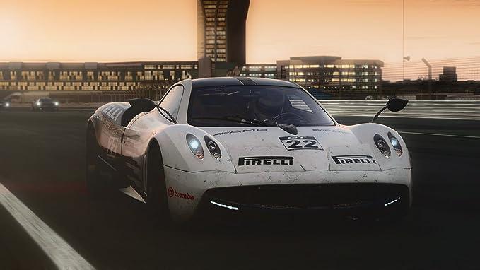 Namco Bandai Games Project CARS - Game Of The Year Edition - Juego (Xbox One, Racing, Slightly Mad Studios, E (para todos), En línea, Italian): Amazon.es: Videojuegos