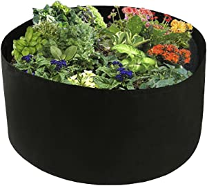 ASSR 100 Gallons Extra Large Raised Garden Bed, Diameter 38