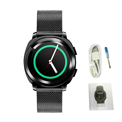 b97631624836a9 VOVI for L2 Smart Watch with IP68 Waterproof Swimming Microwear Watch SMS  Caller Reminder Push Heart
