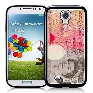 British 50 Pound Note Currency Blackberry Z10 Case - For Blackberry Z10