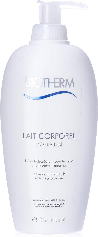 Biotherm - Lait Corperel Anti-drying Body Milk - Leche corporal 400 ml