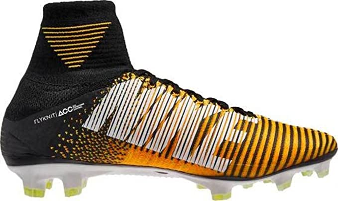 separation shoes 89550 25f1f Nike 831940-801 Mens Mercurial Superfly V (FG) GR 47 US 12,5 Amazon.fr  Sports et Loisirs