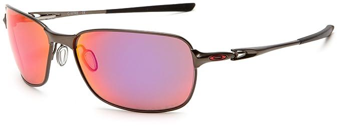 ef343198a2 Amazon.com  Oakley Men s C Wire OO4046-03 Polarized Oval Sunglasses ...