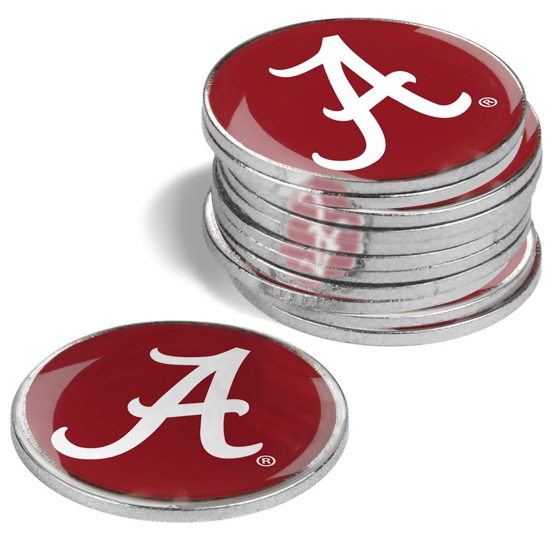 【18%OFF】 Alabama Crimson B002ARB7BC Tide Golf Crimson Ball Marker Marker (12 Pack) B002ARB7BC, 河村こうじ屋:3c603b00 --- a0267596.xsph.ru
