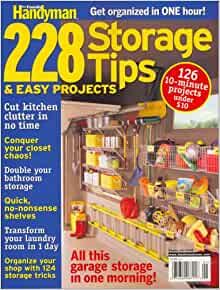 The family handyman 228 storage tips april 2008 issue for Family handyman phone number