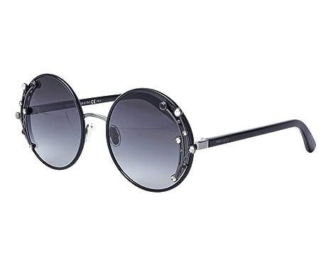 Gafas de Sol Jimmy Choo GEMA/S BLACK/GREY SHADED mujer ...