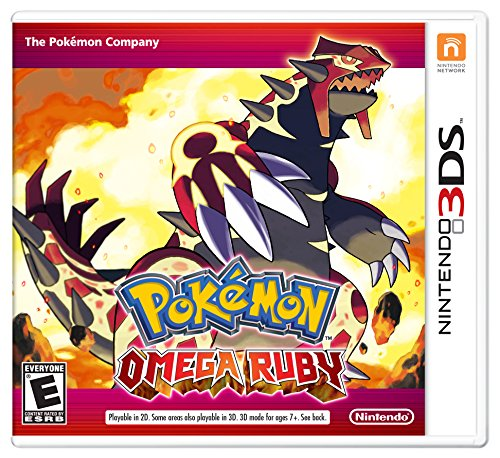 Pokémon Omega Ruby - Nintendo - The Of Mall America Hours