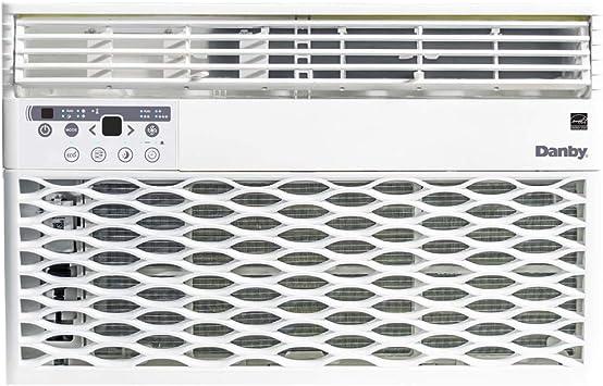Danby DAC060EB6WDB 6000 BTU Window Air Conditioner
