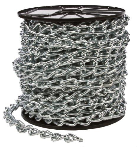 (Forney 70426 Twist Link Machine Chain, 2/0-by-110-Feet)
