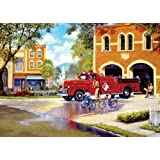 Buffalo Games Days to Remember, Hometown Heroes - 500pc Jigsaw Puzzle