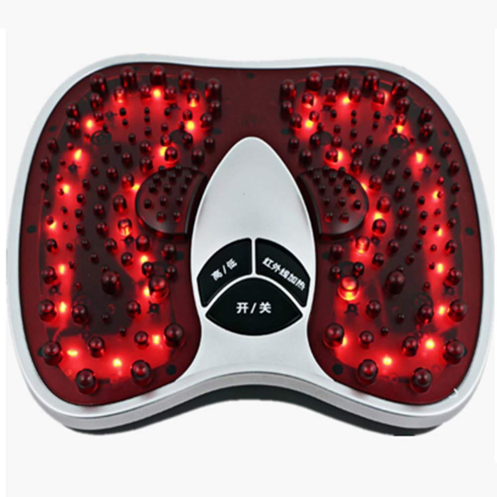 電気の 電気足のマッサージャーの低頻度の振動マッサージ36の足跡の痛みを和らげるために深い混練 人間工学的デザイン, White B07TVNLC54