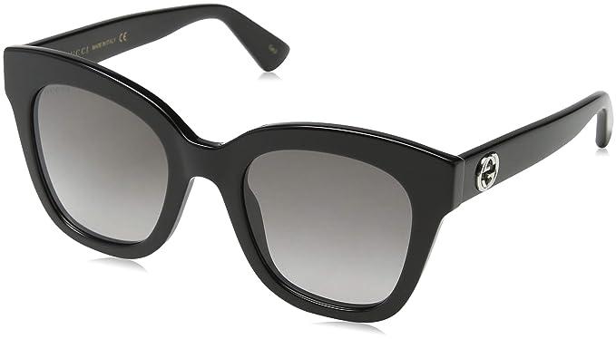 f2ad85e3fff Amazon.com  Gucci sunglasses (GG-0226-S 002) Dark Havana - Gold ...
