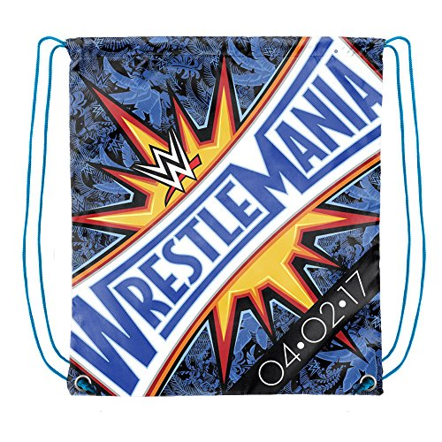 Wrestlemania 33 WWE Drawstring Bag by WWE