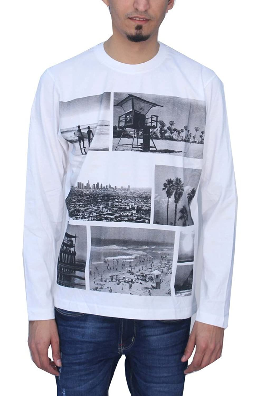 Romano Printed Men's Round Neck T-Shirt
