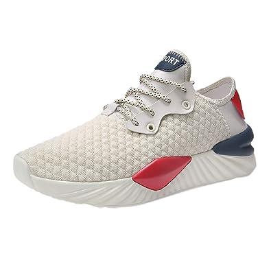 Zapatos de Deporte Caminar Trabajo TWIFER Zapatillas Running ...