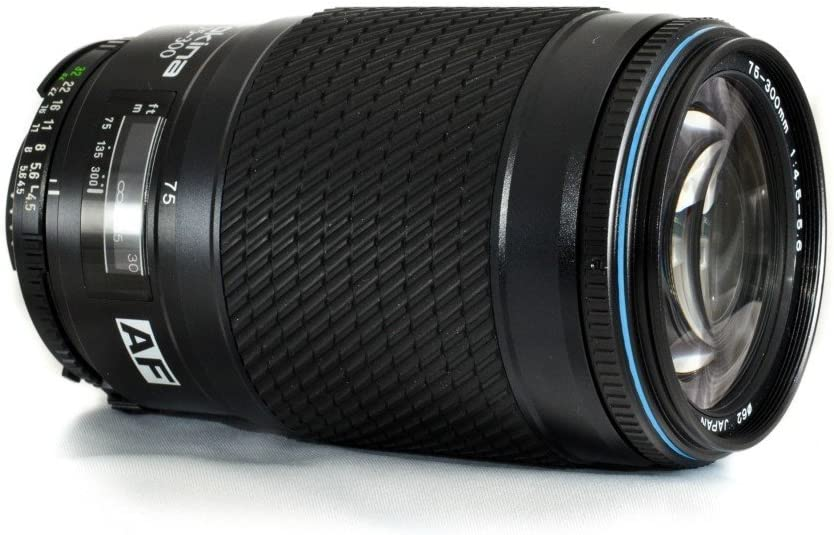 Tokina Af 75 300 Mm F 4 5 5 6 Für Nikon Kamera