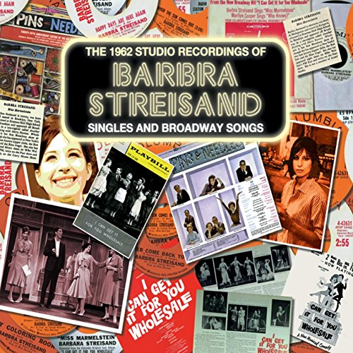 The 1962 Studio Recordings - Singles and Broadway ()