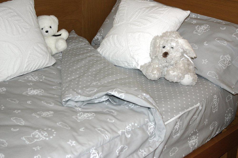 Saco Nórdico Algodón 100% ANGELS-GR (cama de 90) (cama de 90): Amazon.es: Hogar
