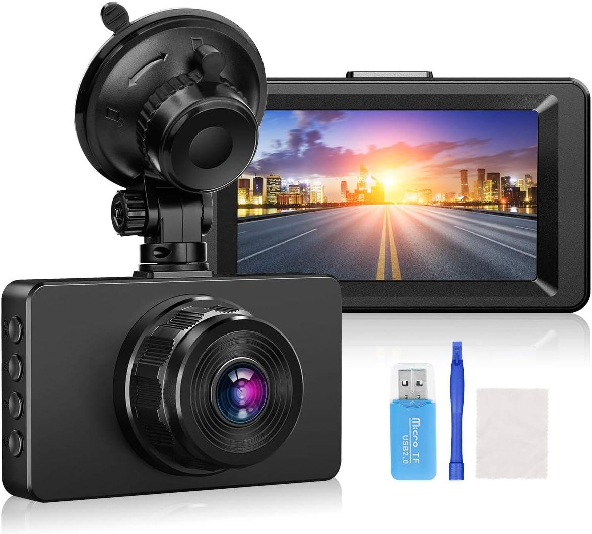 Sontong Car Dash Cam Full Hd 1080p Dvr Dashboard Camera Elektronik