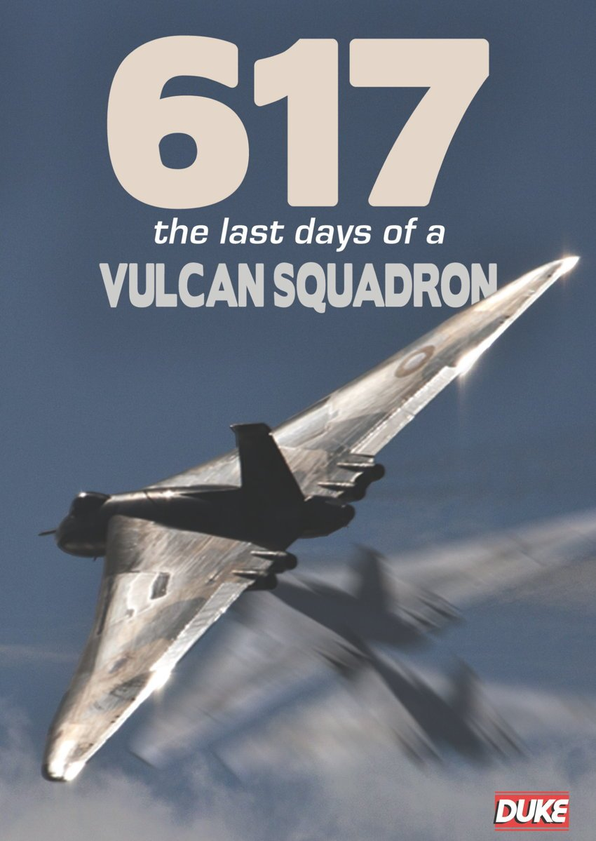 617 - The Last Days of a Vulcan Squadron Reino Unido DVD: Amazon.es: -, -, -: Cine y Series TV