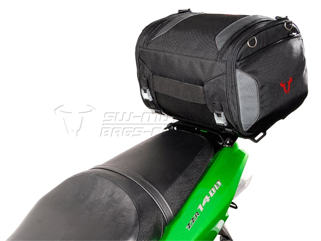 SW Motech BC.HTA.00.305.10000/Rack Pack Bags-Connection Nylon 1680d Mix OS