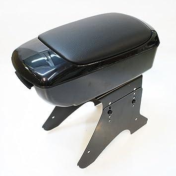 Universal Sliding Black Armrest Arm Rest Centre Console Car Auto Van Bus