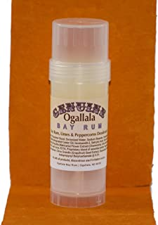 product image for Two (2) Ogallala Bay Rum Deodorant (Bay Rum Lime Peppercorns)