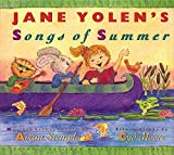 img - for Jane Yolen's Songs Of Summer book / textbook / text book