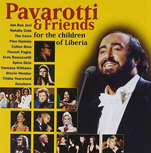 Price comparison product image Pavarotti & Friends - For The Children Of Liberia